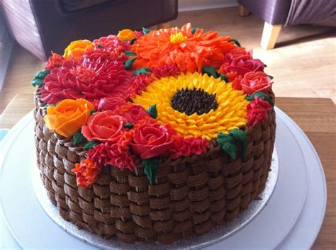 Buttercream Decorated Cakes by Buttercream Cake Contest Cake Decorating Community