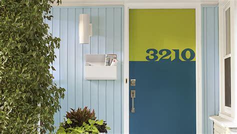Front Door House Numbers Painted Door With House Numbers