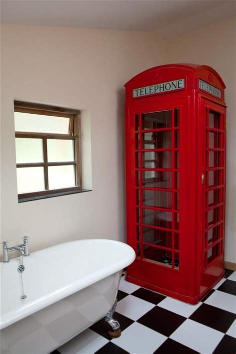 10 Inspired Things to do with a Red Telephone Box