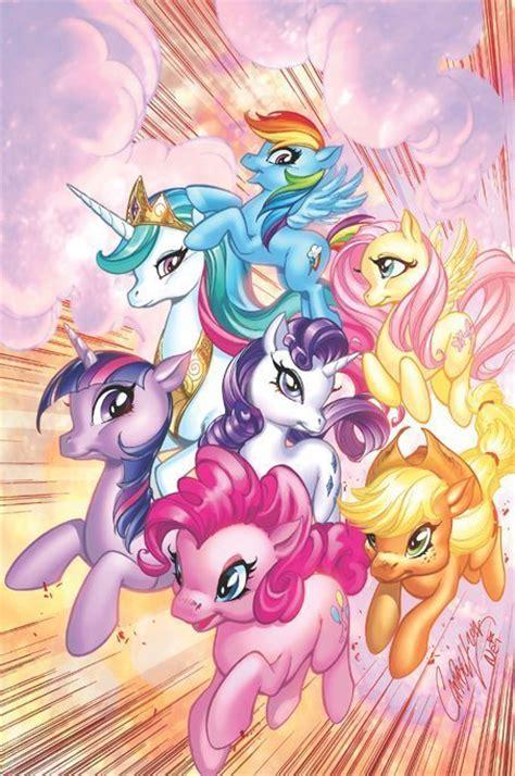My Pony Is Magic Vol 1 my pony vol 1 friendship is magic hc 2013