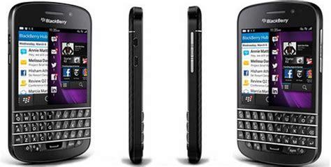 Hp Blackberry Termurah harga q10 distributor terbitkan artikelmu