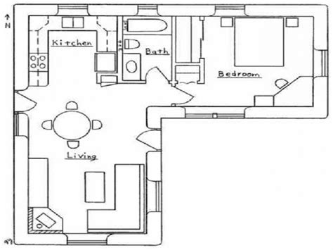 l shape floor plans small l shaped houses l shaped house floor plans small