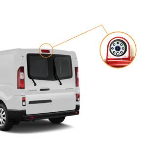 rear view reverse camera for renault trafic / opel vivaro
