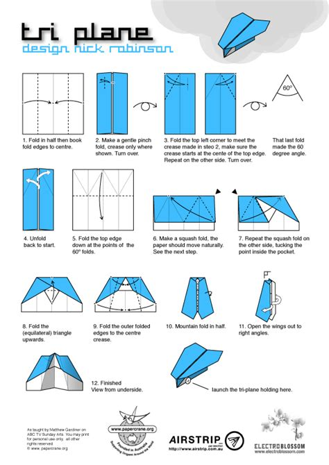 How To Make Plane Origami - architecture of a paper airplane mobile