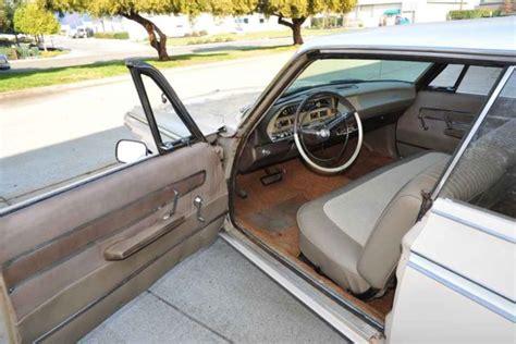 project 1963 dodge 440 2 door hardtop 318 auto mopar new