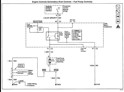 2002 gmc sonoma fuel wiring diagram gallery at webtor me 2002 gmc sonoma fuel ran yesterday not today found the relay wheres the fuse