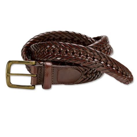 braided leather belt braided latigo leather belt orvis