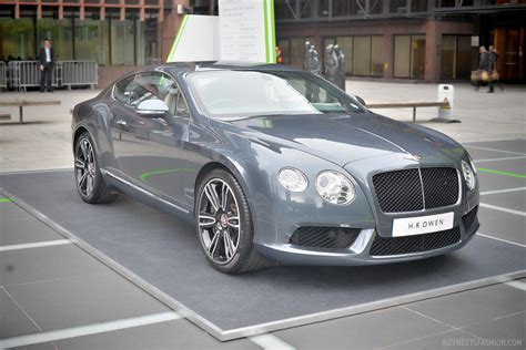 bentley showroom h r owen s bentley showroom pop up at broadgate with