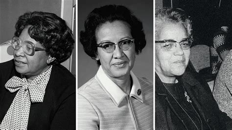 katherine johnson black history the real life hidden figures who runs the world