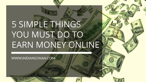 Make Online Money In India - how to make money in india using internet how to