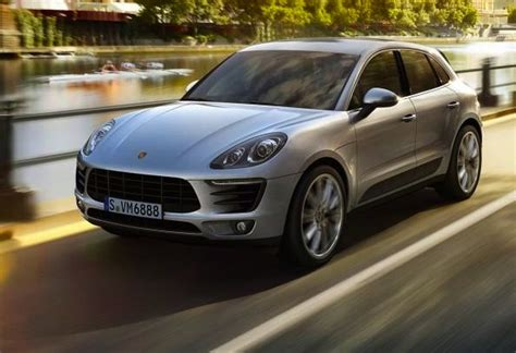 new entry level porsche macan uses vw four cylinder