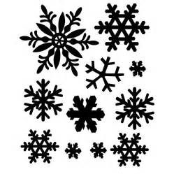 Personalised Bedroom Wall Stickers crystal etched snowflakes window stickers by nutmeg