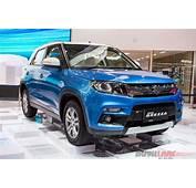 Maruti Suzuki Vitara Brezza AT Debuts In Indonesia  Motoroids