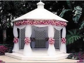 Galerry gazebo wedding designs