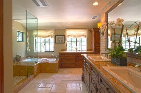 Beautiful Mediterranean Villa Mediterranean Bathroom Cid Interior Design