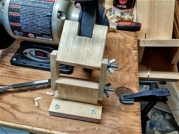 homemade bench rest homemade bench grinder tool rest homemadetools net