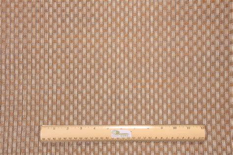 Outdoor Sling Chair Fabric by Woven Vinyl Mesh Sling Chair Outdoor Fabric In Pecan 7 95