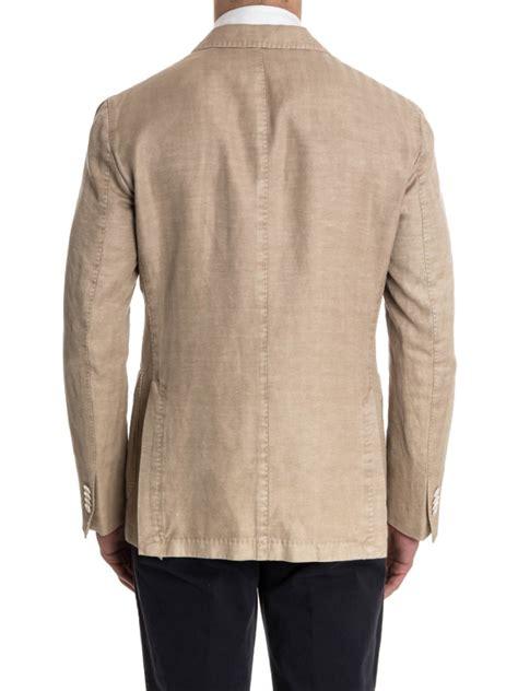 Linen Cotton linen and cotton blend blazer by boglioli blazers ikrix