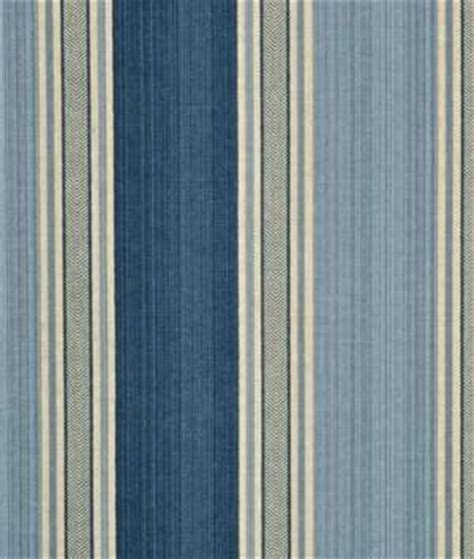 Waverly Spotswood Stripe Porcelain Fabric   Laundry rooms