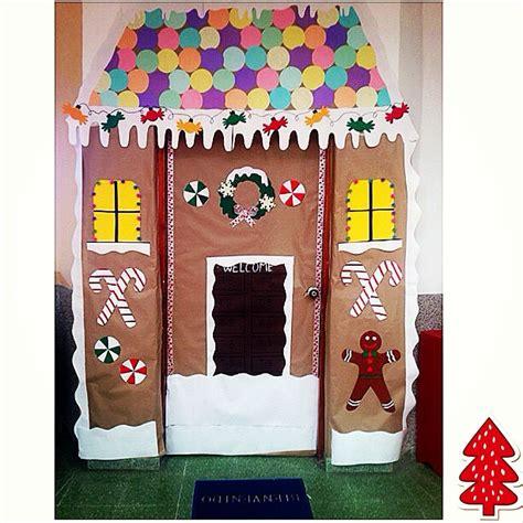 gingrbread house on school door gingerbread house classroom door classroom door merry classroom door