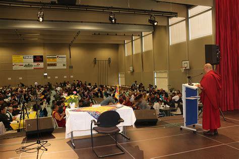 tibetan bureau office speaker of tpie addresses swiss tibetan community on 57th