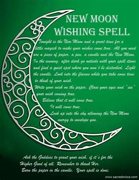 libro moon spells how to new moon spell pinned by the mystic s emporium on etsy everything new moon