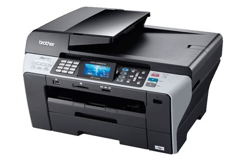 Printer Mfc 6490cw mfc 6490cw all in one inkjet printer ink