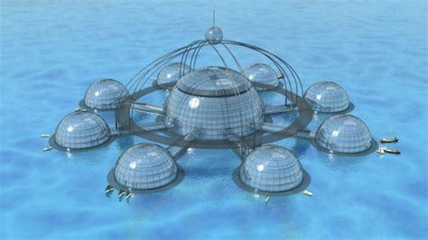 sub biosphere 2 a self sustaining underwater city inhabitat green design innovation