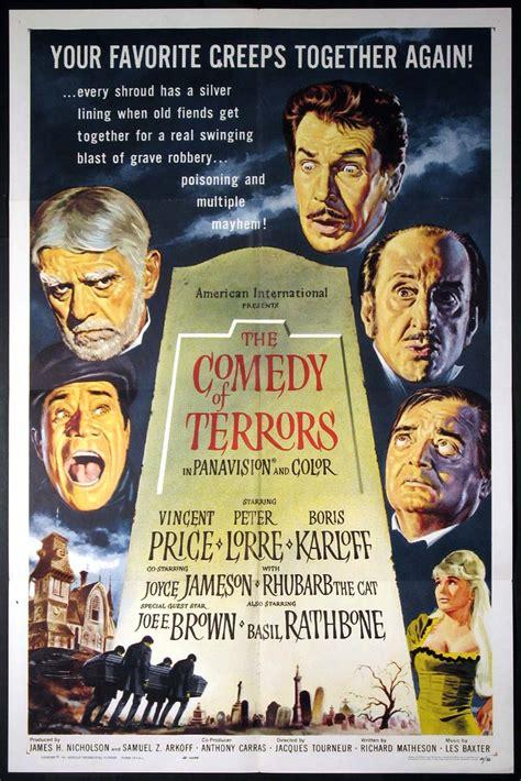 film comedy of terrors comedy of terrors film review the horror entertainment