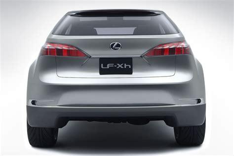 2019 Lexus Concept by 2019 Lexus Lf Xh Concept Car Photos Catalog 2019