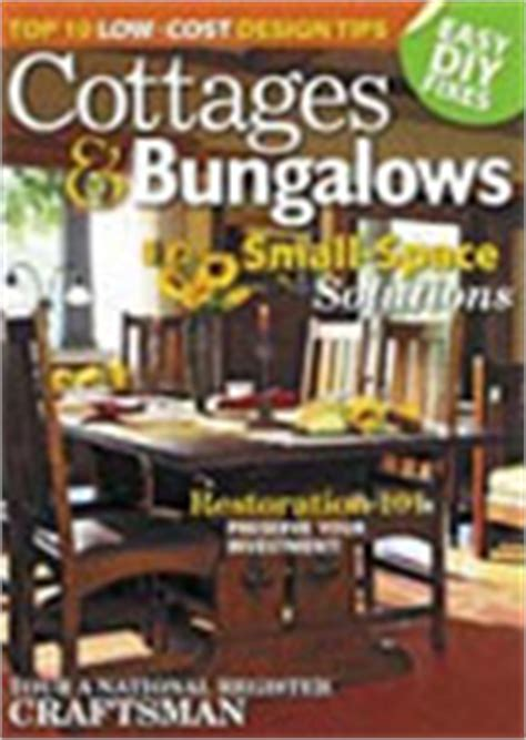 cottages and bungalows magazine cottages bungalows magazine subscription magazinedeals