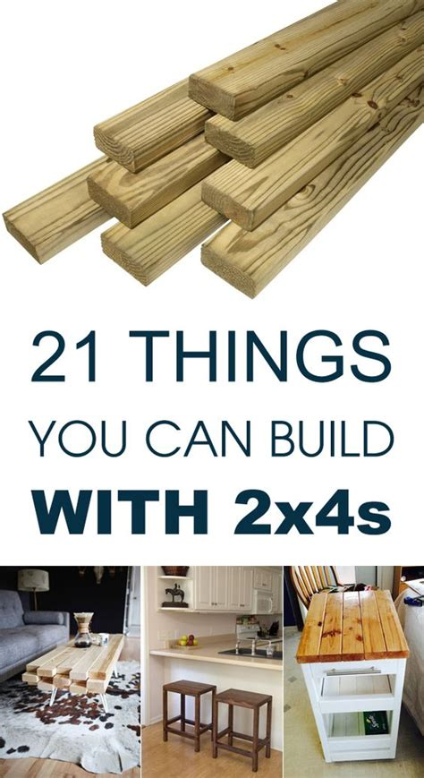 2x4 diy projects 21 things you can build with 2x4s how to make stuff diy