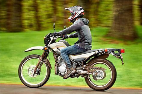 2018 dual sport motorcycles new 2018 yamaha xt250 tw200 dual sport motorcycles