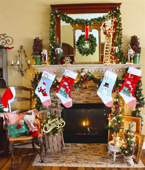 decorate my home for christmas christmas mantel diy decorations ideas 1262 latest