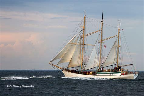 jacht zawisza czarny zawisza czarny rozpoczyna sezon żeglarski 2017
