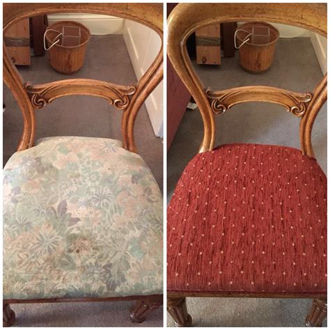 reupholstered dining chairs complete furniture services cfs ltd bradley stoke