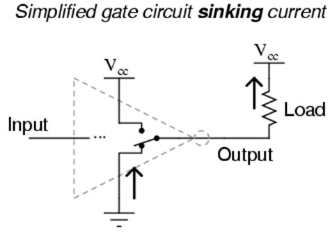 transistor buffer gate lessons in electric circuits volume iv digital chapter 3
