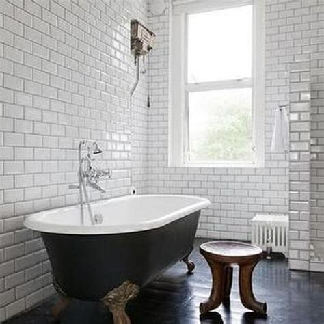 Subway Bathroom Tile Subway Tiles In 20 Contemporary Bathroom Design Ideas Rilane