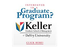 Keller Mba Accreditation by New York Devry College