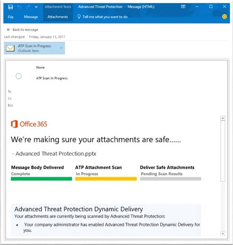 Office 365 Advanced Threat Protection Office 365 Advanced Threat Protection の機能強化 Url デトネーションと