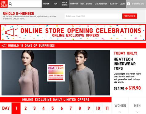 How To Use Uniqlo Gift Card Online - from store to app uniqlo s online shopping app launches in s pore vulcan post