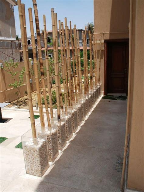 bambus auf dem balkon 4363 bambus dekoration f 252 r eine coole wohnung