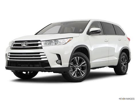Toyota Highlander Incentives 2017 Toyota Highlander Prices Incentives Dealers Truecar