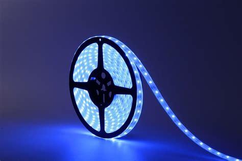Biru Blue Tri biru hijau merah tri warna led fleksibel lights 3528
