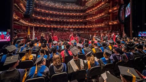 Montclair Mba Requirements by 2018 Graduate School Commencement News Center