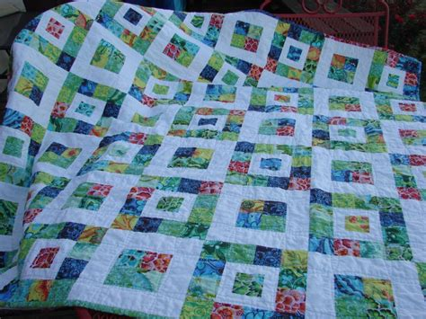 Quilting Squares by You To See Royal Squares Quilt By Brookecarter