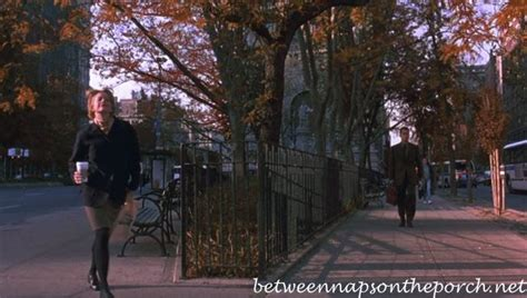 youve got mail wardrobe brownstone apartment in the movie you ve got mail with tom