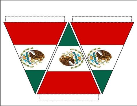 printable spanish flag bunting 28 best images about adopting from mexico on pinterest