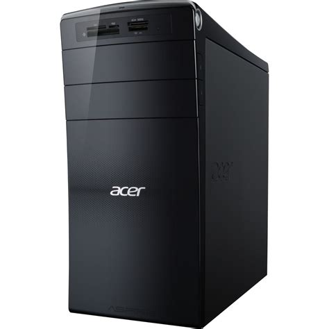 Acer Desk Top Computers Acer Aspire Am3470g Uw10p Budget Desktop Pc Review