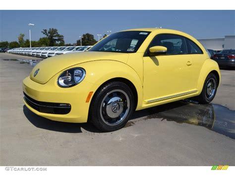 volkswagen beetle yellow volkswagen beetle yellow 2013 pixshark com images